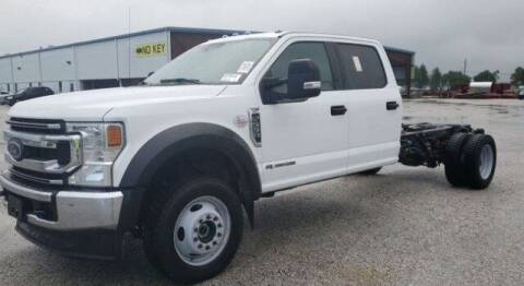 2020 Ford F-550 Super Duty for sale at Tim Short Auto Mall in Corbin KY