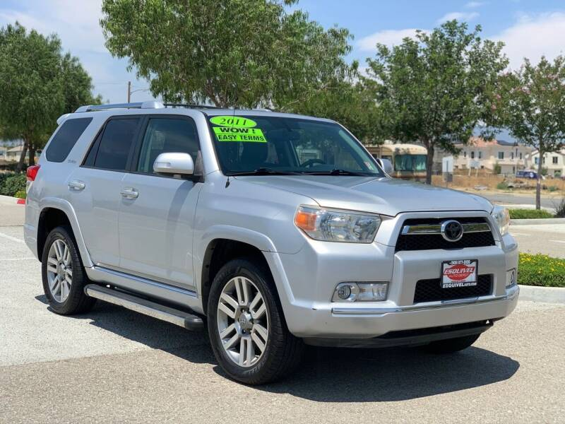 2011 Toyota 4Runner for sale at Esquivel Auto Depot in Rialto CA