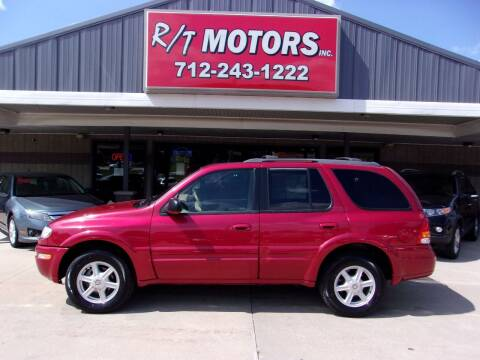 2002 Oldsmobile Bravada for sale at RT Motors Inc in Atlantic IA