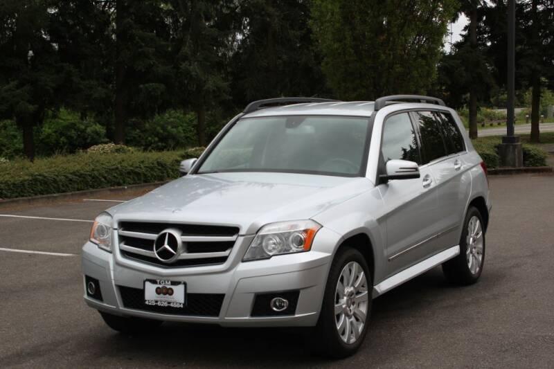 2010 Mercedes-Benz GLK for sale in Lynnwood, WA