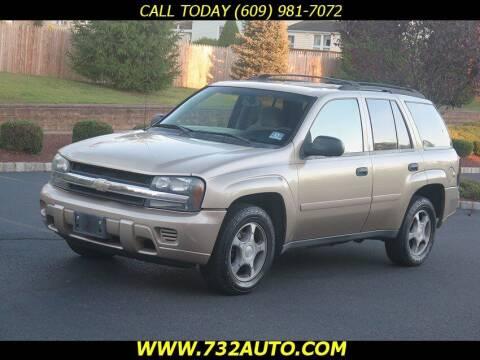 2006 Chevrolet TrailBlazer for sale at Absolute Auto Solutions in Hamilton NJ