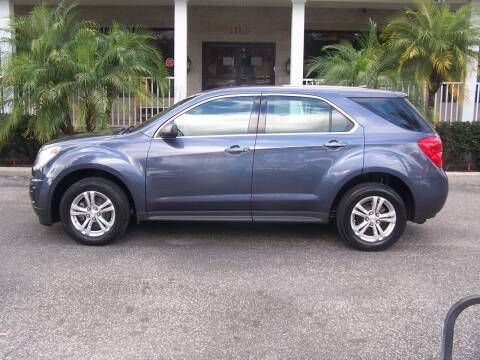 2013 Chevrolet Equinox for sale at Thomas Auto Mart Inc in Dade City FL