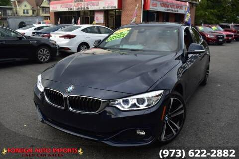 2017 BMW 4 Series for sale at www.onlycarsnj.net in Irvington NJ