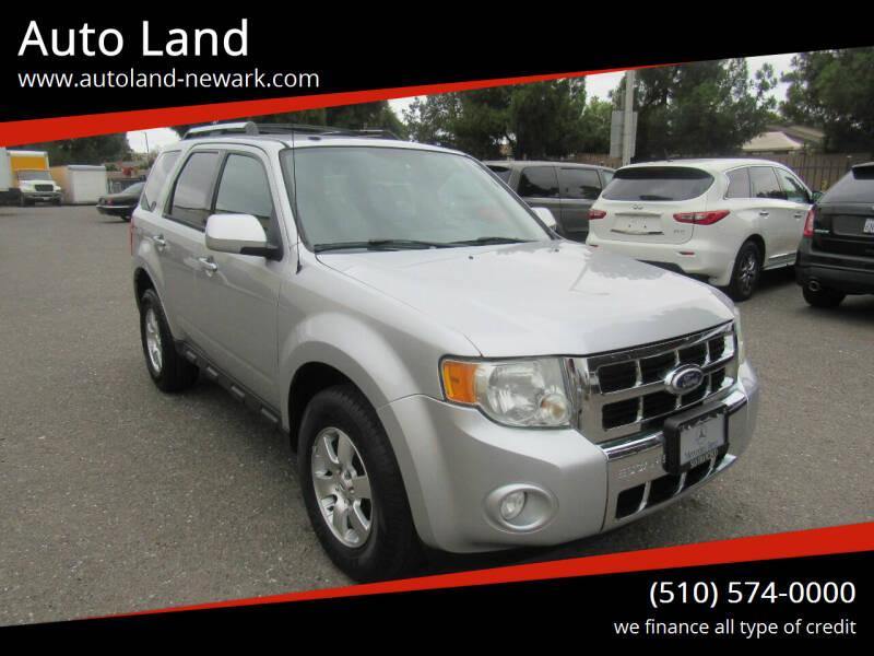 2010 Ford Escape for sale at Auto Land in Newark CA