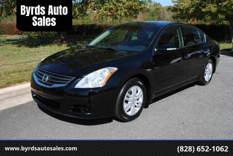 2011 Nissan Altima for sale at Byrds Auto Sales in Marion NC