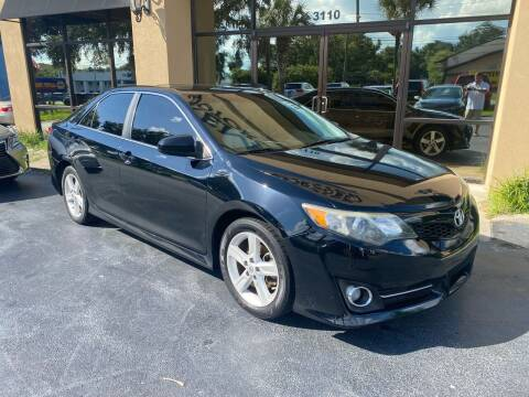 2013 Toyota Camry for sale at Premier Motorcars Inc in Tallahassee FL