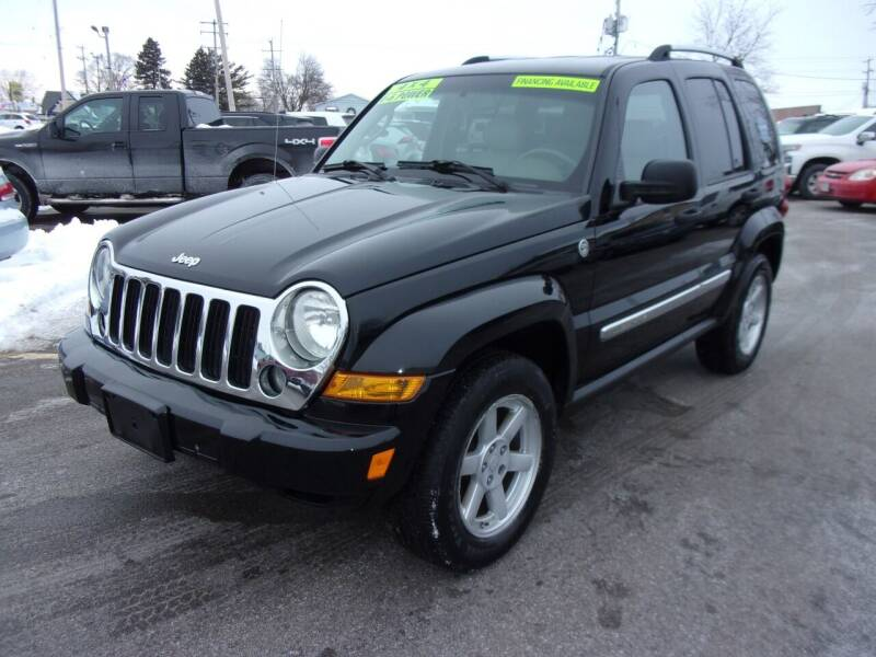2007 Jeep Liberty for sale at Ideal Auto Sales, Inc. in Waukesha WI