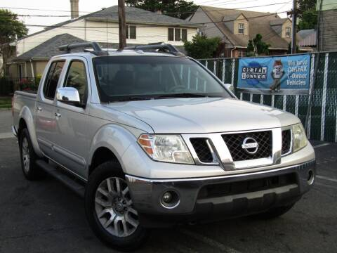 2009 Nissan Frontier for sale at The Auto Network in Lodi NJ
