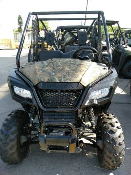 2020 Honda Pioneer 500 for sale at Irv Thomas Honda Suzuki Polaris in Corpus Christi TX