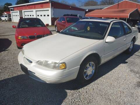 1997 Ford Thunderbird for sale at VAUGHN'S USED CARS in Guin AL