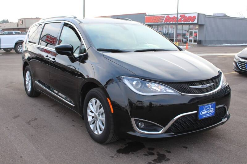 2019 Chrysler Pacifica for sale at L & L MOTORS LLC - REGULAR INVENTORY in Wisconsin Rapids WI