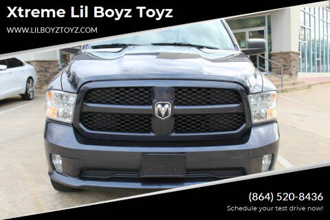 2014 RAM Ram Pickup 1500 for sale at Xtreme Lil Boyz Toyz in Greenville SC