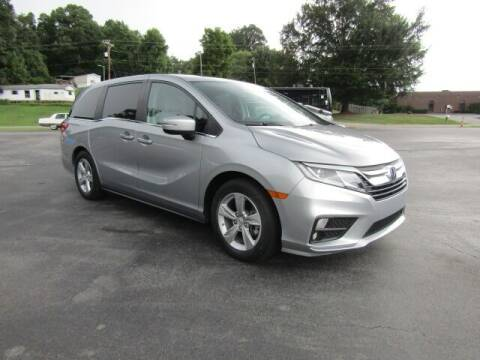 2018 Honda Odyssey for sale at Specialty Car Company in North Wilkesboro NC