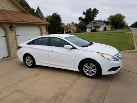 2014 Hyundai Sonata for sale at Eastern Motors in Altus OK