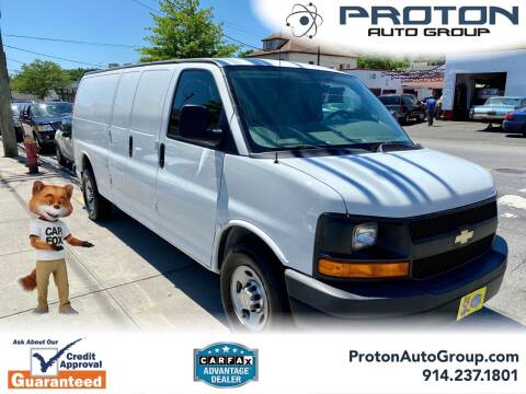 2011 Chevrolet Express Cargo for sale at Proton Auto Group in Yonkers NY