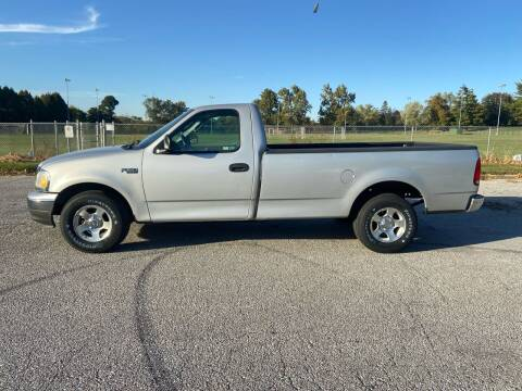 2002 Ford F-150 for sale at Jodys Auto and Truck Sales in Omaha NE