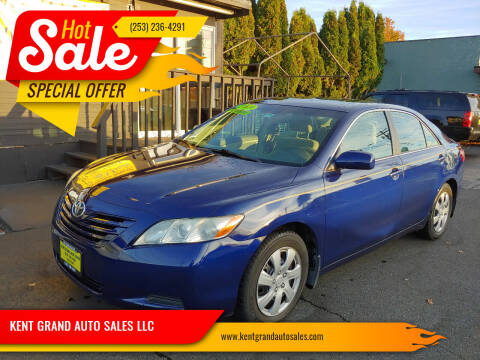 2009 Toyota Camry for sale at KENT GRAND AUTO SALES LLC in Kent WA