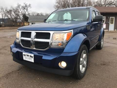 2009 Dodge Nitro for sale at Toy Box Auto Sales LLC in La Crosse WI