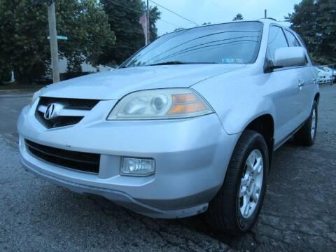2005 Acura MDX for sale at PRESTIGE IMPORT AUTO SALES in Morrisville PA
