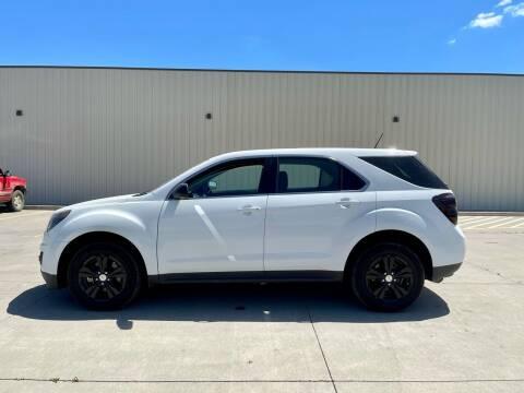 2014 Chevrolet Equinox for sale at TnT Auto Plex in Platte SD