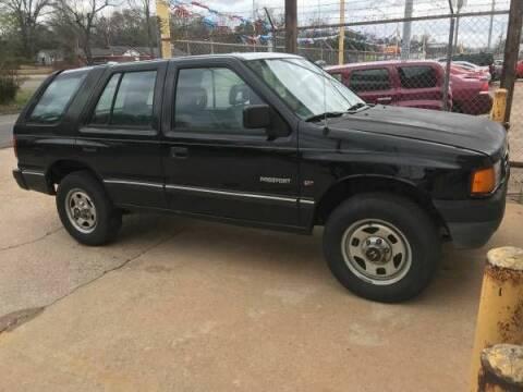 1996 Honda Passport for sale at Classic Car Deals in Cadillac MI
