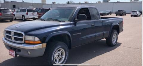 2000 Dodge Dakota for sale at VICTORY LANE AUTO in Raymore MO