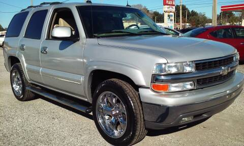 2004 Chevrolet Tahoe for sale at Pinellas Auto Brokers in Saint Petersburg FL