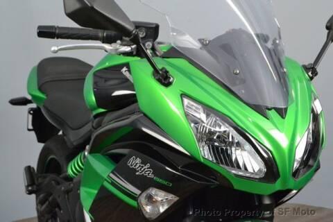 2016 Kawasaki Ninja 650R