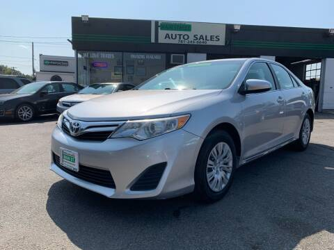 2013 Toyota Camry for sale at Wakefield Auto Sales of Main Street Inc. in Wakefield MA