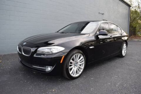 2011 BMW 5 Series for sale at Precision Imports in Springdale AR