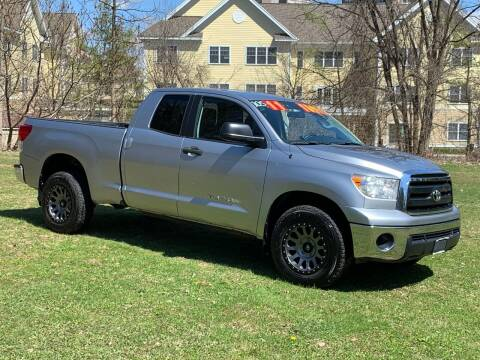 2011 Toyota Tundra for sale at Saratoga Motors in Gansevoort NY