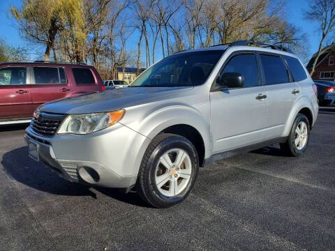 2010 Subaru Forester for sale at AFFORDABLE IMPORTS in New Hampton NY