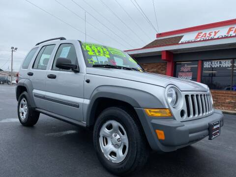 2005 Jeep Liberty for sale at Premium Motors in Louisville KY