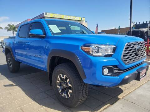 2021 Toyota Tacoma for sale at CARCO SALES & FINANCE in Chula Vista CA
