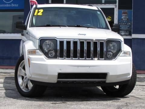 2012 Jeep Liberty for sale at VIP AUTO ENTERPRISE INC. in Orlando FL
