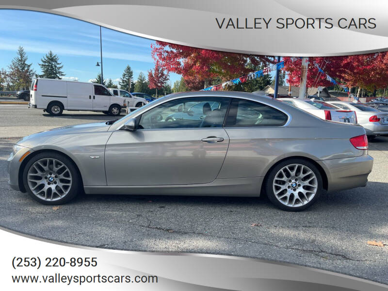 2008 BMW 3 Series for sale at Valley Sports Cars in Des Moines WA