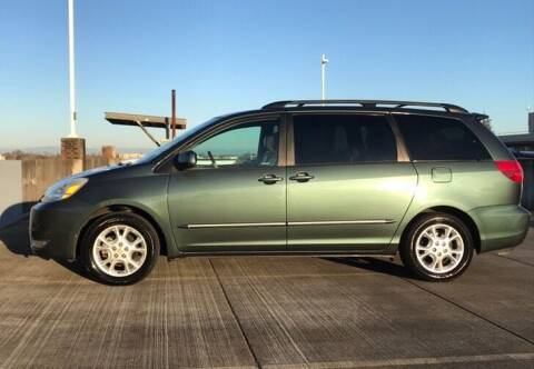 2004 Toyota Sienna for sale at Rave Auto Sales in Corvallis OR