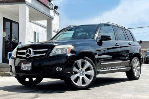 2010 Mercedes-Benz GLK for sale at Fastrack Auto Inc in Rosemead CA