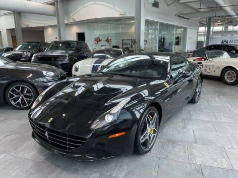 2016 Ferrari California T for sale at Motorcars Washington in Chantilly VA