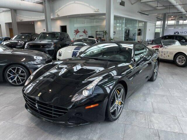 2016 Ferrari California T for sale at Motorcars Washington in Chantilly VA