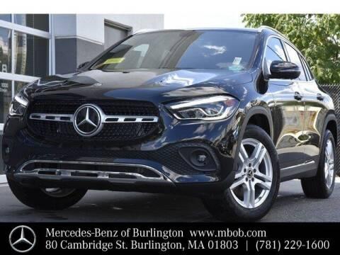 2021 Mercedes-Benz GLA for sale at Mercedes Benz of Burlington in Burlington MA