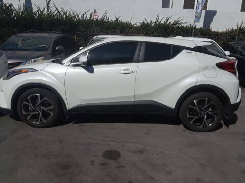 2019 Toyota C-HR for sale at Western Motors Inc in Los Angeles CA