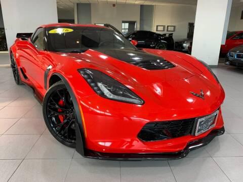 2016 Chevrolet Corvette for sale at Auto Mall of Springfield in Springfield IL
