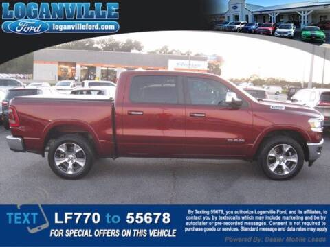 2019 RAM Ram Pickup 1500 for sale at Loganville Quick Lane and Tire Center in Loganville GA
