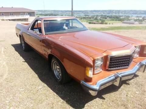1977 Ford Ranchero for sale at Haggle Me Classics in Hobart IN