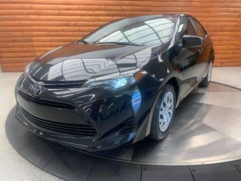 2019 Toyota Corolla for sale at Dixie Motors in Fairfield OH
