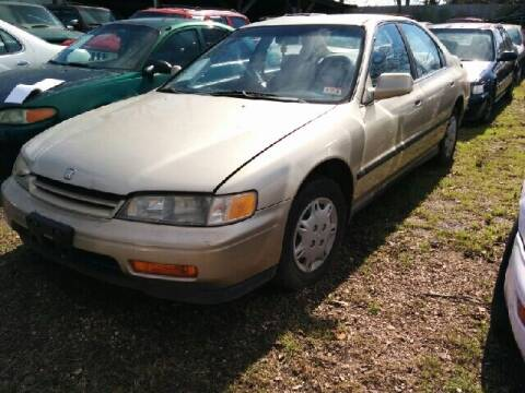 1995 Honda Accord for sale at Ody's Autos in Houston TX
