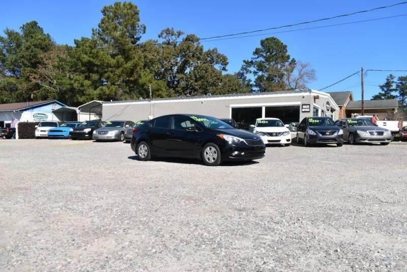2015 Kia Forte for sale at Barrett Auto Sales in North Augusta SC