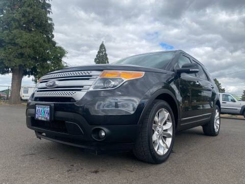 2015 Ford Explorer for sale at Pacific Auto LLC in Woodburn OR