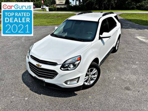 2017 Chevrolet Equinox for sale at Brothers Auto Sales of Conway in Conway SC